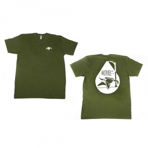 Animal Street Light T-Shirt Green XXL