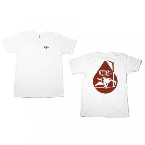 Animal Street Light T-Shirt White XXL
